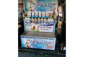 Soda Shop Supplier in Gurgaon
